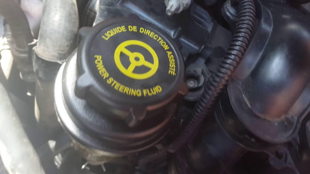 ford focus 2 zamena masla gur - Форд фокус 3 бачок гидроусилителя